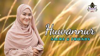 HUWANNUR Cover By SALMA dkk