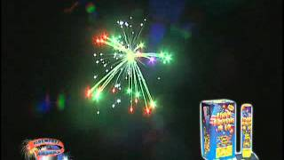 Fireworks Over America: Bombs Bursting in Air