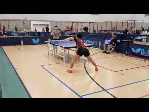 Yichi Zhang (2600) vs Chen Wang (2390) - Open Singles (1/16)