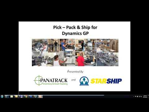Dynamics GP:  Pick Pack and Ship Learn 6 Cost Saving
