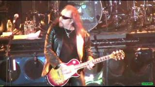 ACE FREHLEY - Rocket Ride / Nokia Center, New York City, 03/21/2010.