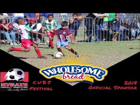 U 10   Sporting Utd B Vs Ithemba Labantu @ Rygate Cubs Festival 2018