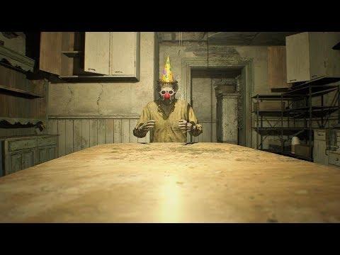*21+*Resident Evil 7 Biohazard*Прохождение*Ужас.Страх.Кирпичи*