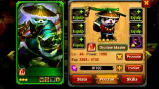 Heroes Charge - Ep 7 - Drunken Master