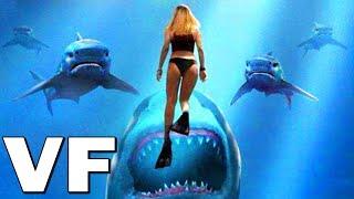 PEUR BLEUE 3 Bande Annonce VF (Requins, 2020)