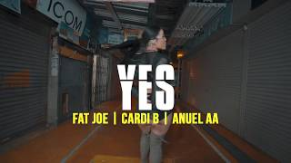 "Download ""YES"" by   Fat Joe x Cardi B x Anuel AA [Dance Video] Mp3 and Videos"