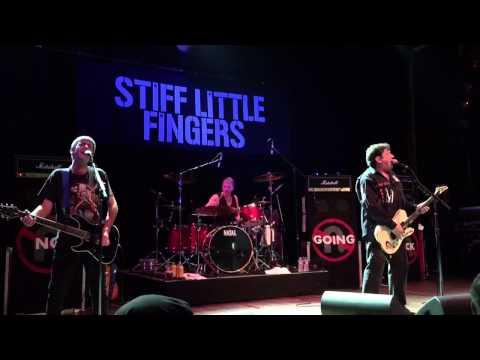 Stiff Little Fingers Strummerville