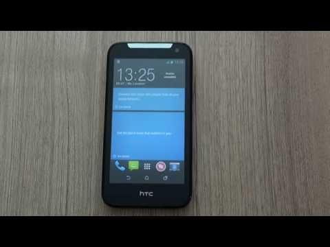 HTC Desire 310 hard reset