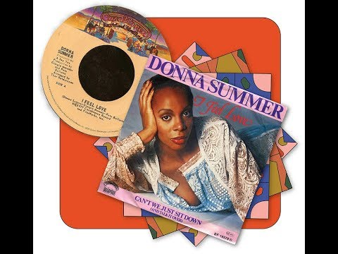 Donna Summer - I Feel Love (Donna) [New Disco Remix Extra Version] VP Dj Duck mp3