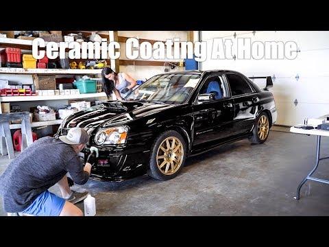 Ceramic Coating Car for Beginners!