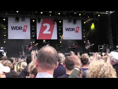 Max Mutzke - MEDLEY - WDR 2 Sommer Open Air HD @Kleve 2015