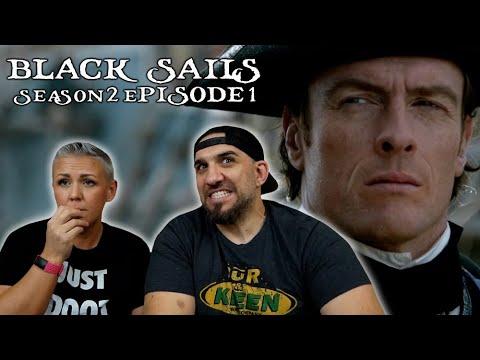 Download Black Sails Season 2 Episode 1 'IX.' Premiere REACTION!!