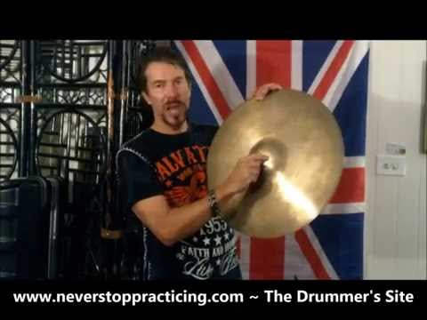 """CYMBAL FIX with """"GORILLA EPOXY"""" 