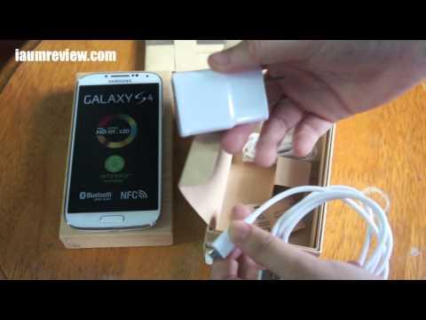 [HD] รีวิว Galaxy S4 แบบไทยไทย : EP1 : เปิดกล่อง [วางเทียบ HTC ONE]