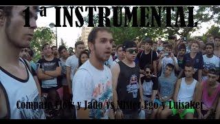 INSTRUMENTAL || COMPARE FLOW y JADO vs MISTER EGO y LUISAKER