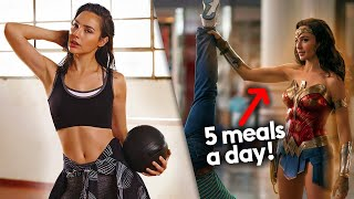 Everything Gal Gadot Ate To Become Wonder Woman