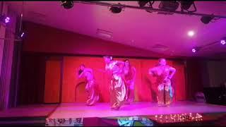 Madhubala Diwali 2017 à la maison de l'Inde