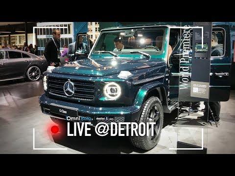 Nuova Mercedes Classe G, l
