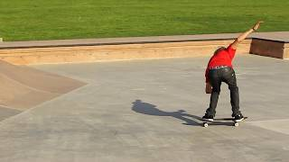 Youth Week Skate Comp 2012