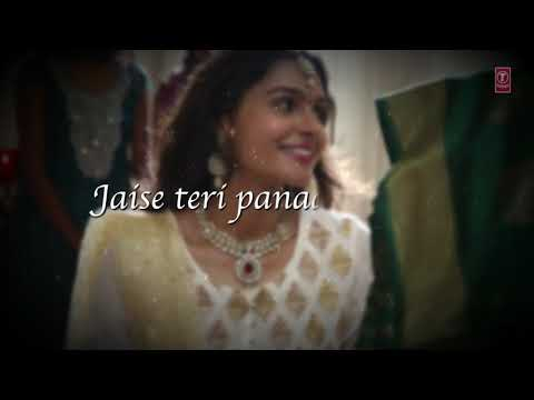 O Mere Sanam Video Song With Lyrics   The...