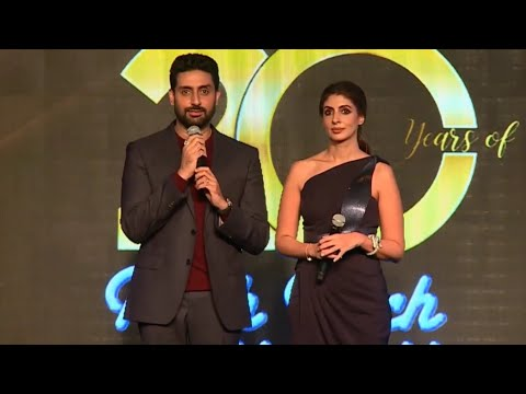 Abhishek Bachchan and Shweta Bachchan at 20 Years Of Kuch Kuch Hota Hai Celebration