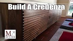 Build A Credenza