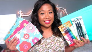 Back to School: College Essentials Haul & Necessities 2014! Thumbnail