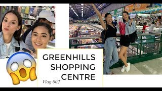 GREENHILLS TO URGENT CARE REAL QUICK w/ MAZAAA VLOG 002