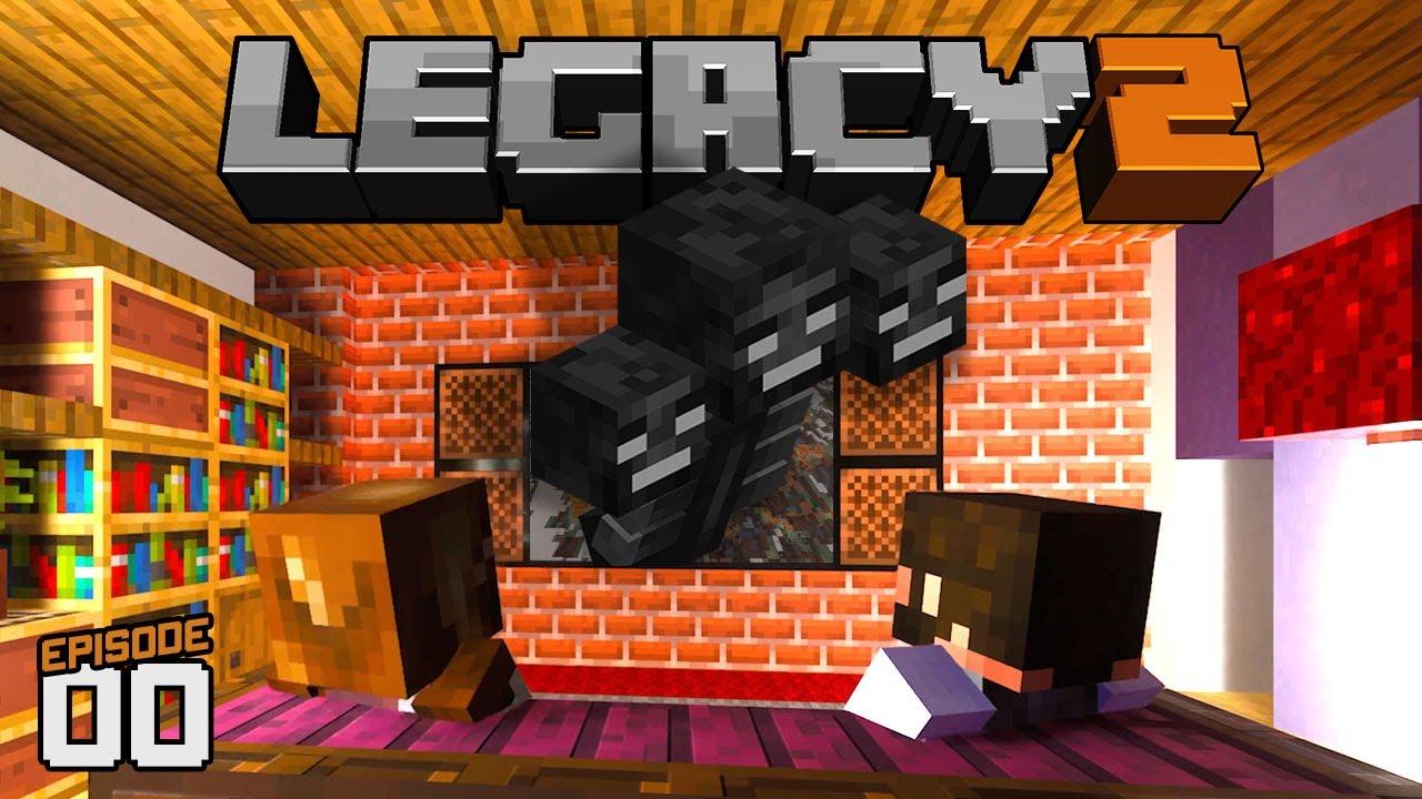 Summoned | Legacy SMP Season 2 [00] | Java Minecraft SMP