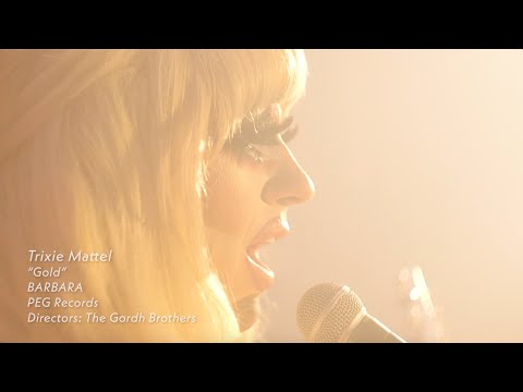Trixie Mattel - Gold (Official Music Video)