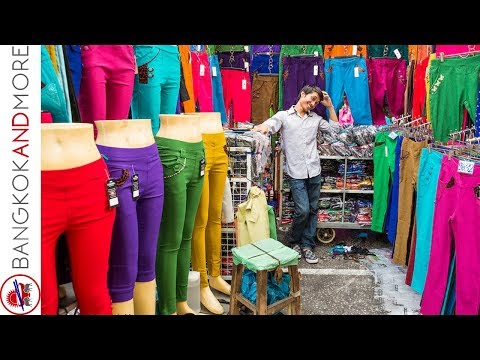 Bobae Tower Bangkok @ Bobae Market - Cheap Clothes Shopping In Bangkok