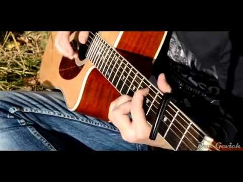 Flashlight - Jessie J (fingerstyle guitar cover by Dan Gevich)