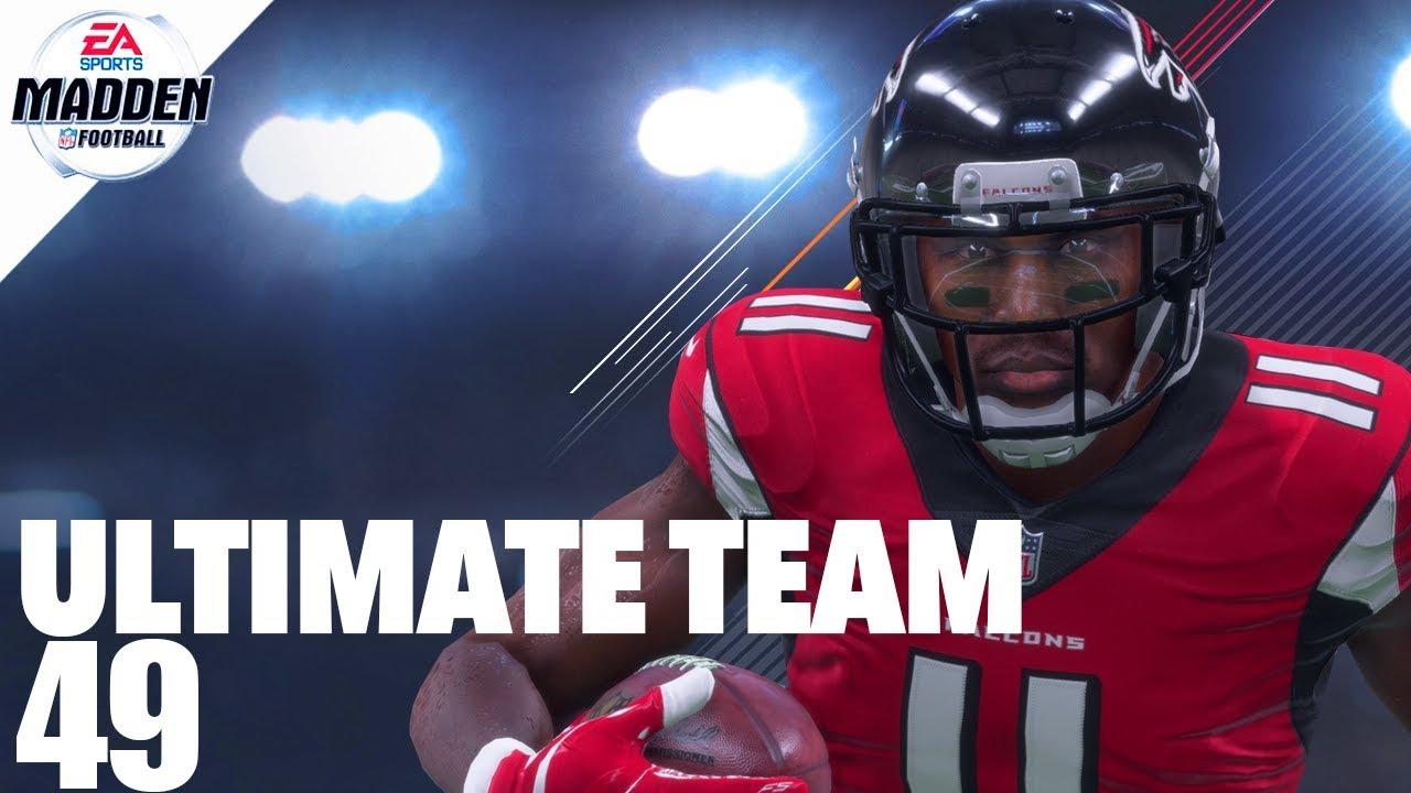 Madden 18 Ultimate Team - 99 Overall Position Hero Julio Jones Ep.49