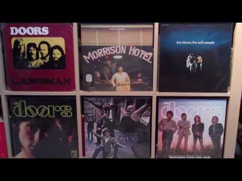 Record Collection: The Doors six studio albums. New, just arrived from Amazon