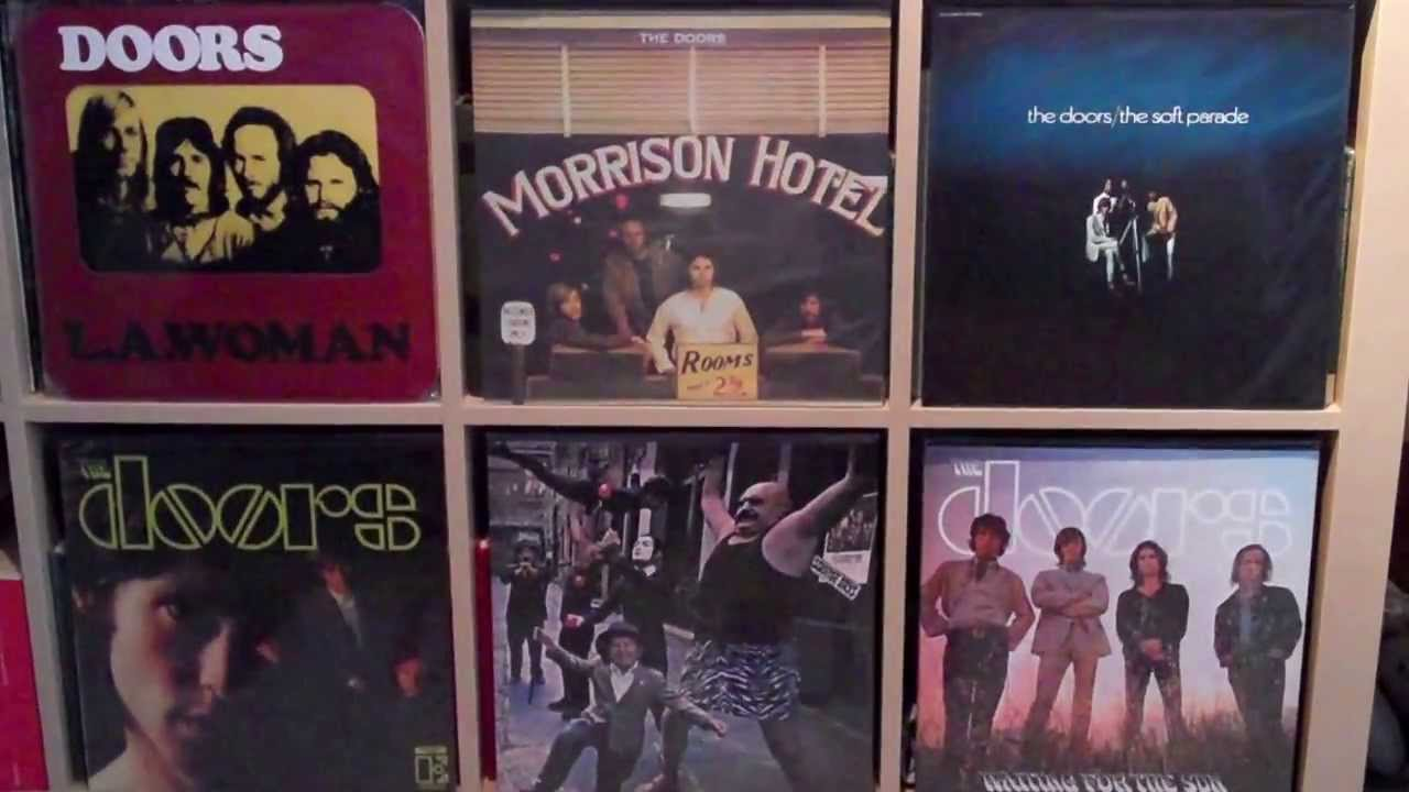 Record Collection The Doors six studio albums. New just arrived from Amazon & Record Collection: The Doors six studio albums. New just arrived ...