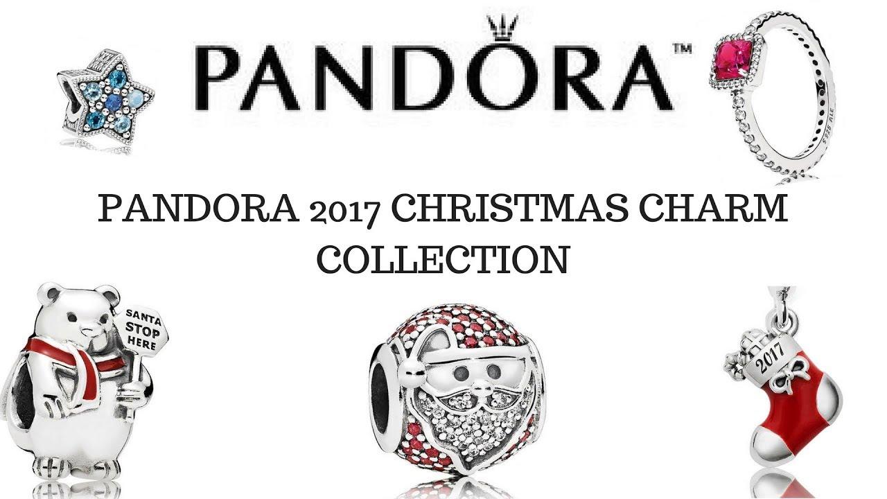 Pandora Christmas Charms.2017 Pandora Christmas Collection Look And Review