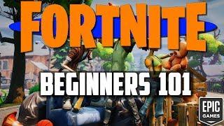 Fortnite Guide To Starting Off Strong! | Fortnite Beginner's Guide