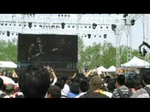 K-Jell - KKK - Live @ Beijing Midi Music Festival 2010 (2. of May)