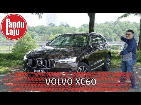 Pandu Uji Volvo XC60 T8 Bahasa Melayu