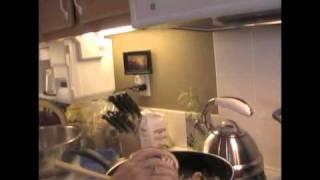Lasagna, Zuchinni, Bread Pudding - 3 Women 3 Dishes