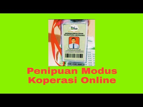 PENIPUAN ONLINE MODUS BARU 2020, HATI HATI ..!!!!!!! from YouTube · Duration:  7 minutes 32 seconds