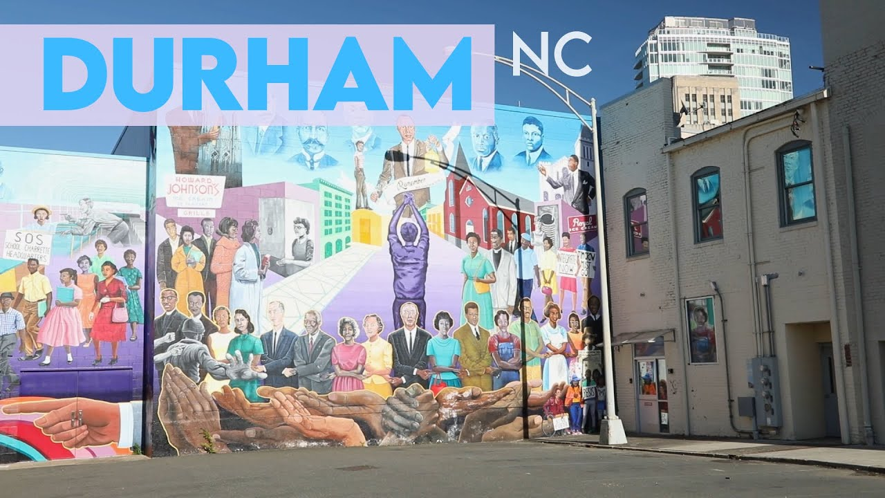 Durham - Let's check out Durham, NC!