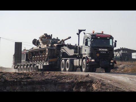 أنقرة تبدأ عملية عفرين بقصف مدفعي عبر الحدود  - نشر قبل 4 ساعة