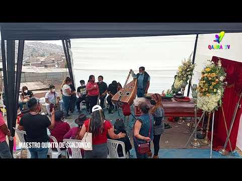 PALABRAS DEL GRAN AMIGO DE MAESTRO QUINTO DE SONDONDO, COSTUMBRES DEL PERU 2021
