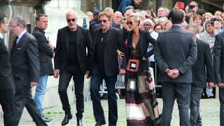 ARCHIVES: Johnny Hallyday est mort
