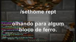 """Craftlandia - Macro de """"upar"""" reparação (1.7/1.8)."""