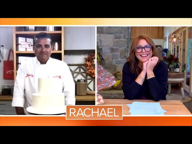 Cake Boss Buddy Valastro Tells Rachael His Hand Is At 95% One Year After Injury: