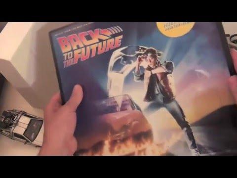 Back to the future soudtrack full album Vinyl audio Hiffi