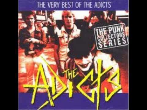 THE ADICTS - The Very Best Of The Adicts (FULL ALBUM)