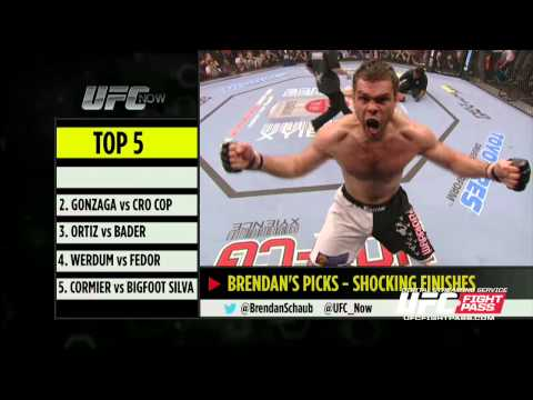 UFC Now Ep. 214: Top 5 Shocking Finishes